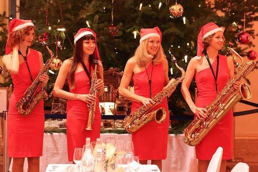 Partybus Berlin Weihnachtsfeier